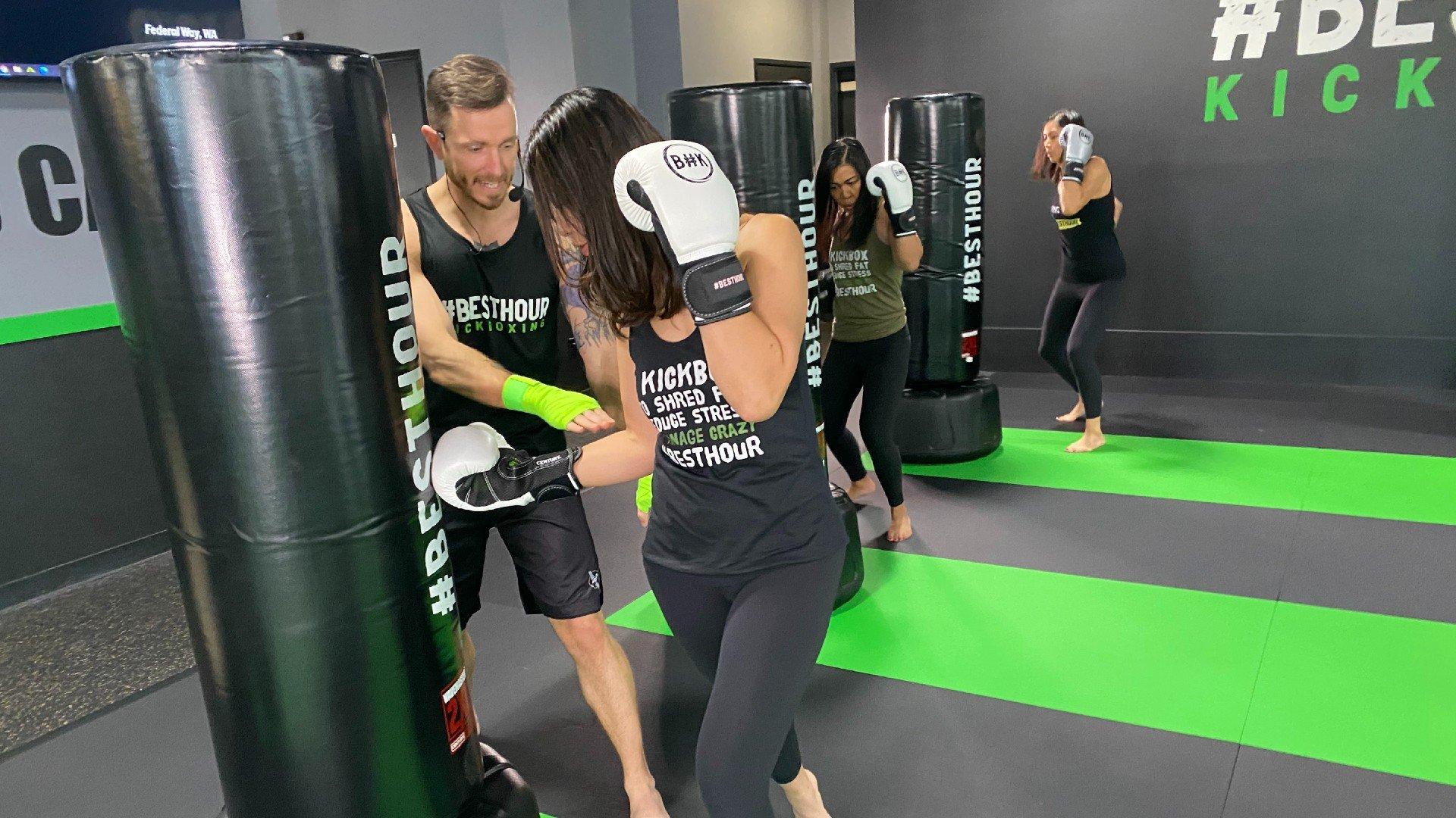 Kickboxing Beginner Class