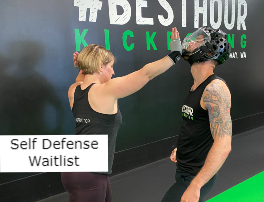 Women's Self-Defense Classes in King County