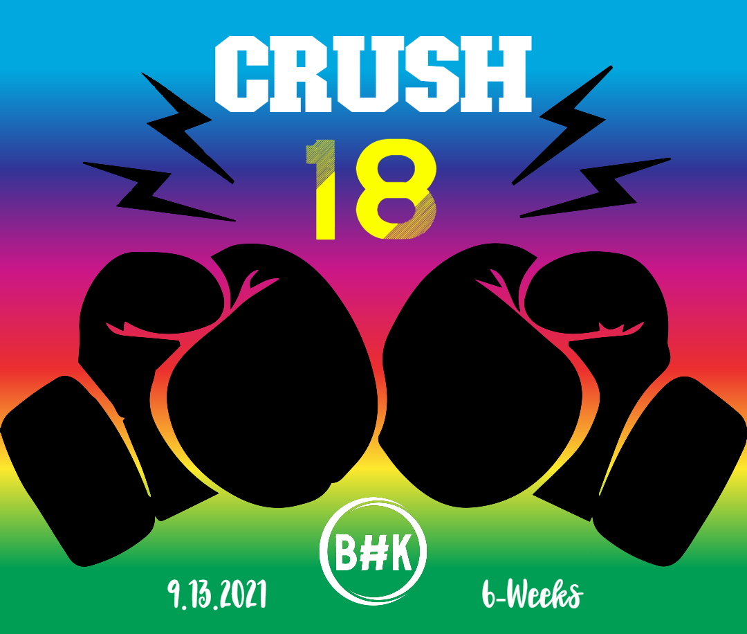 You are currently viewing The CRUSH-18 Body Transformation Challenge